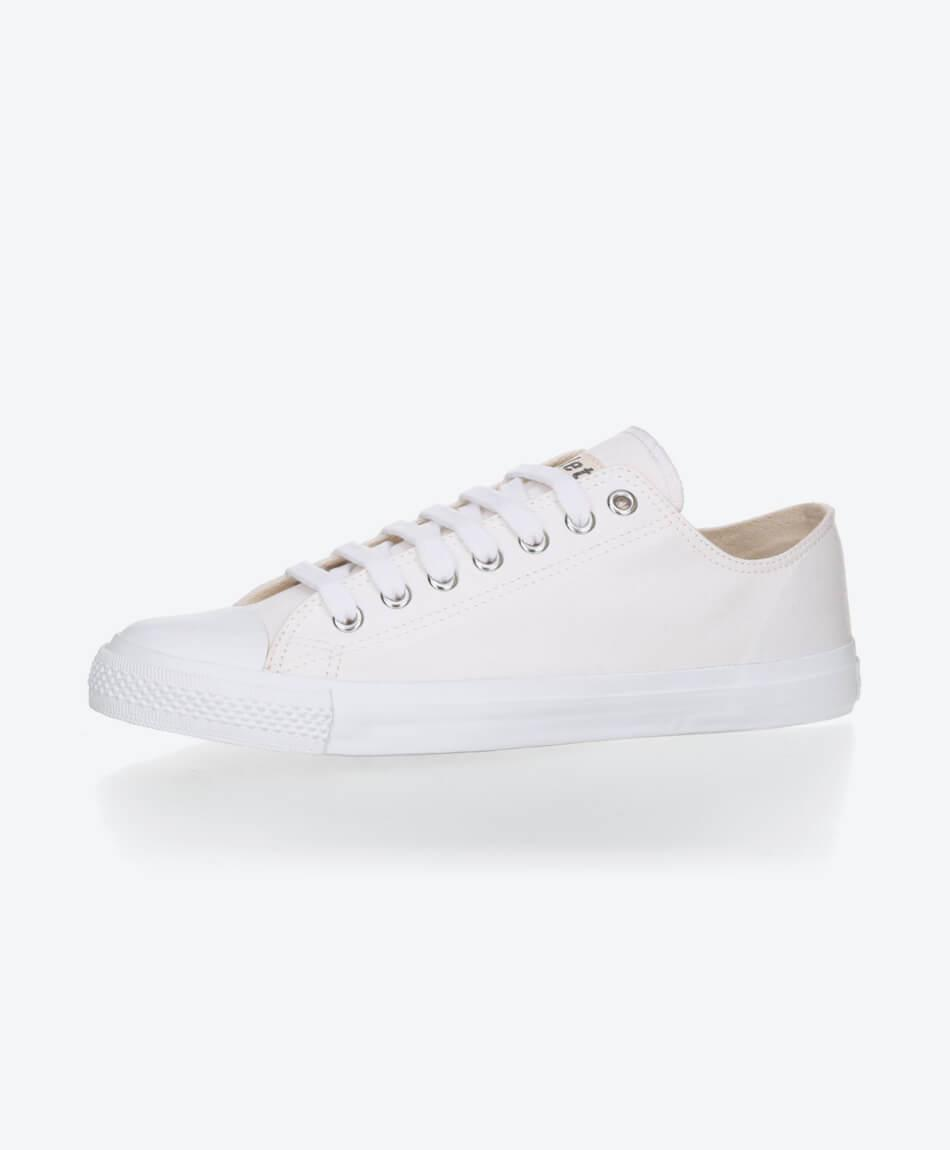 Veganer FairTrade Sneaker Collection 18 Just White