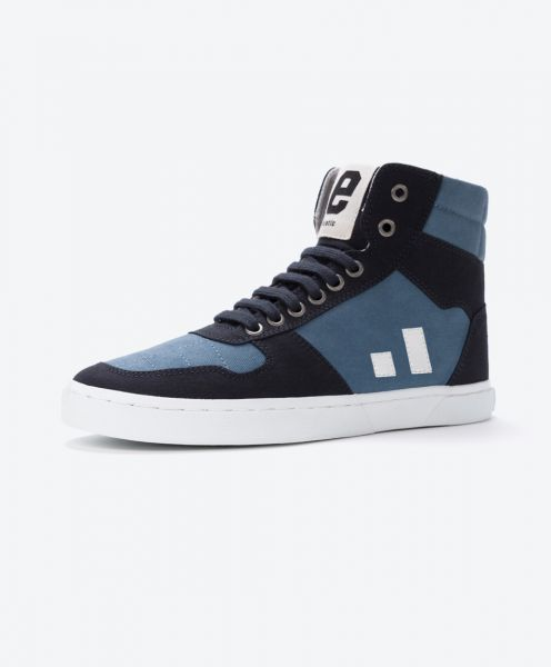 Fair Sneaker Hiro II Collection Workers Blue