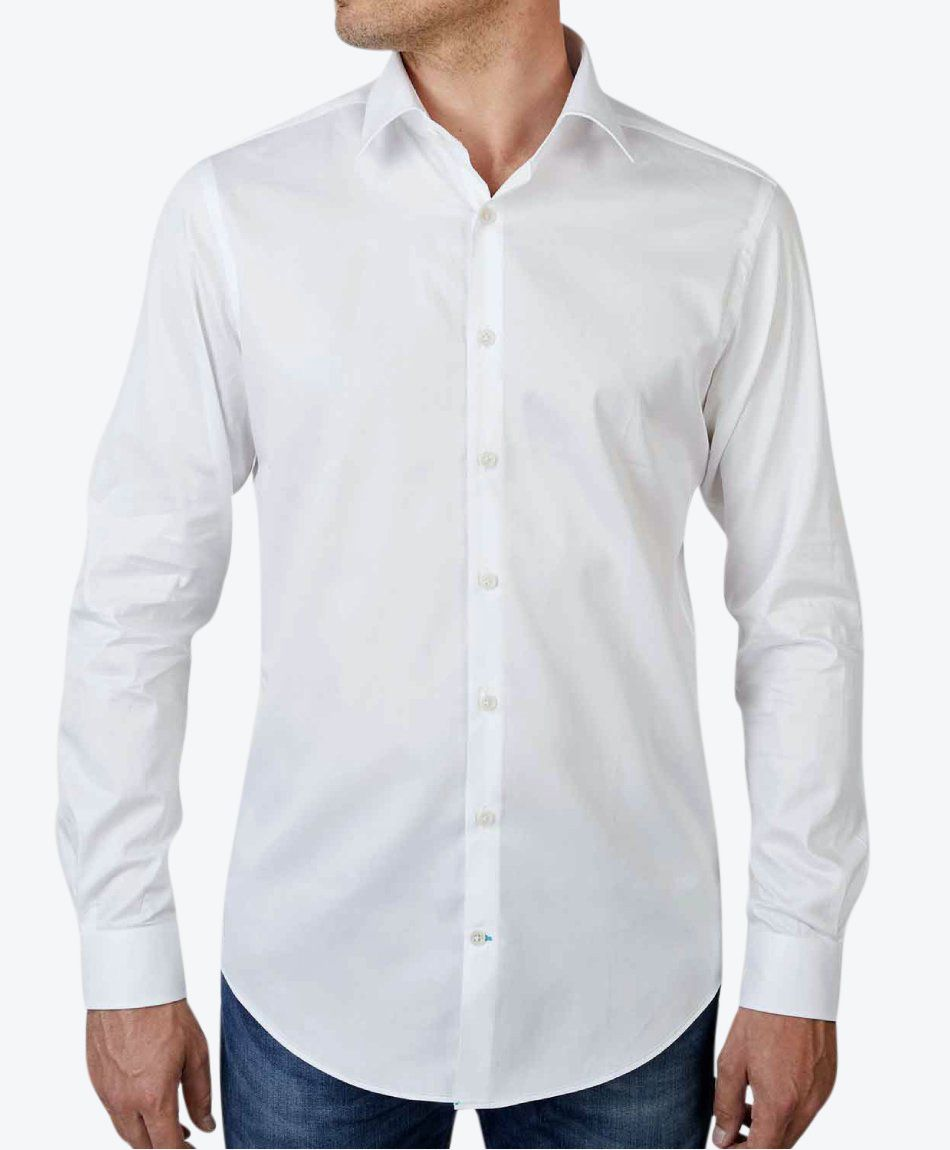Shirt Shadow White