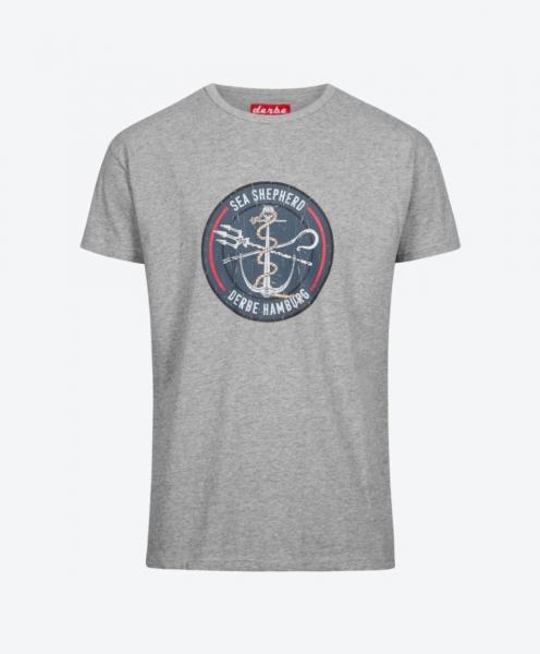 Shirt JF_Barsch Gots grey melange