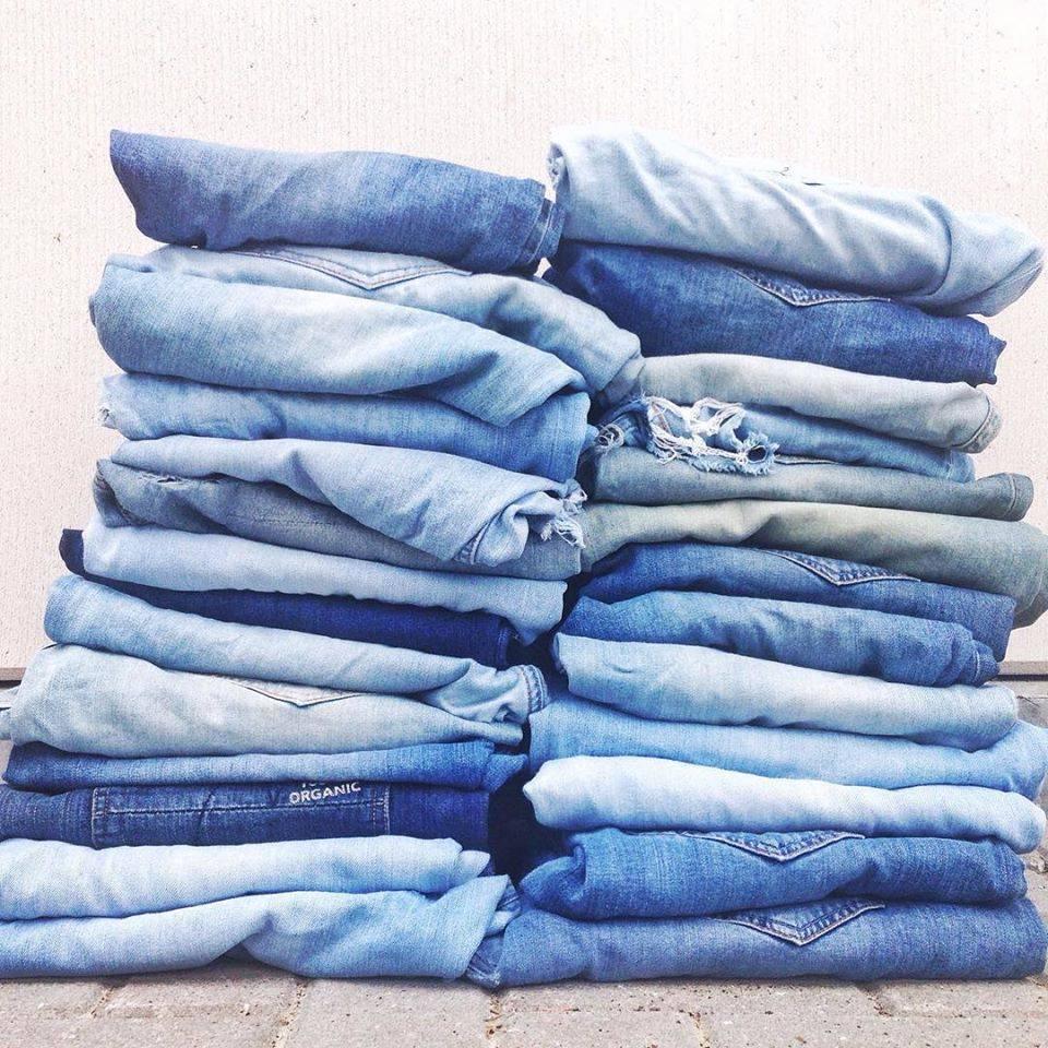 Recycelte Kleidung für Damen und Herren