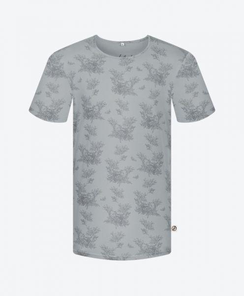 Homewaii T-Shirt Grey