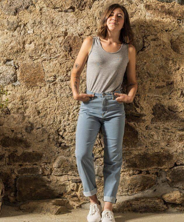 Nachhaltige Essentialkleidung für Damen und Herren