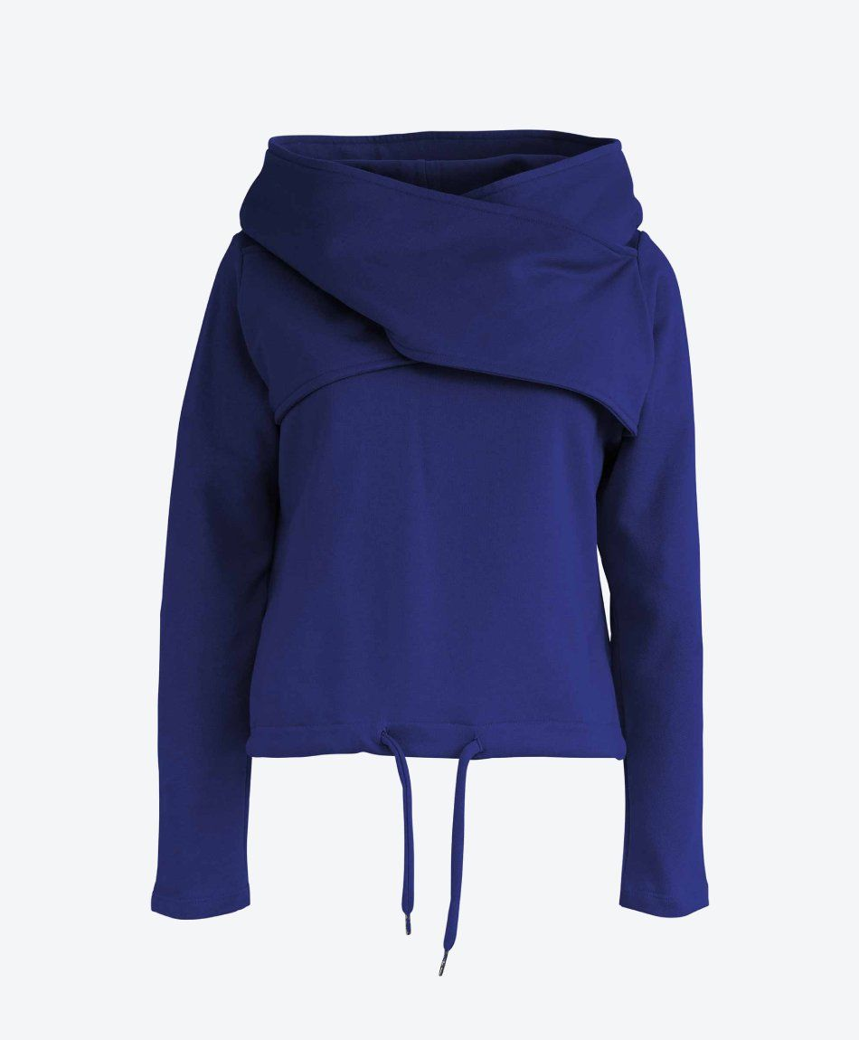KUNGLA Sweater Electric Blue