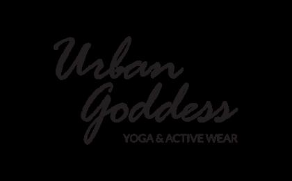 Umweltbewusste Yogamode von Urban Goddess