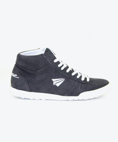 Sneaker Luna High-Cut Darkgrey