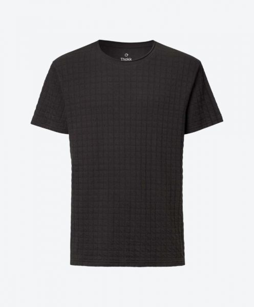T-Shirt Dark Shadow Check