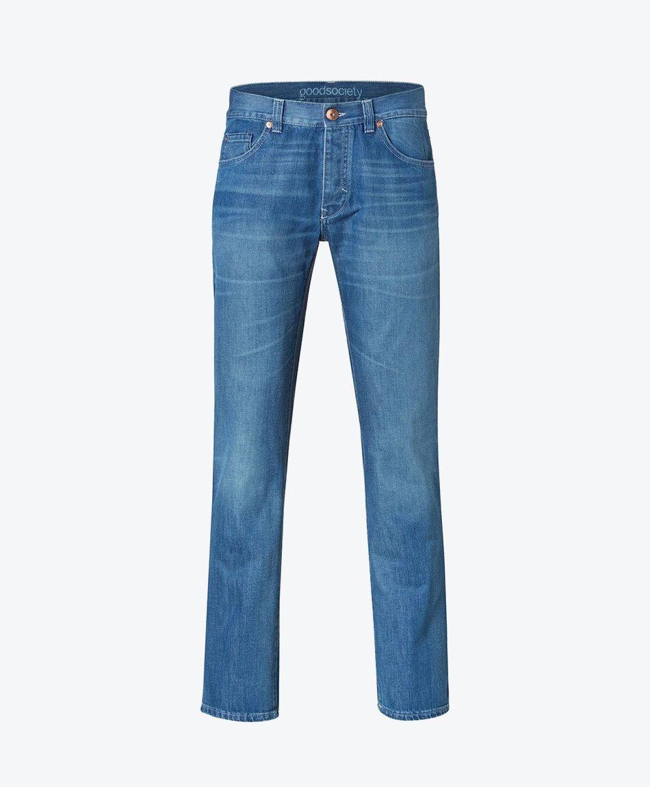 Mens Straight Jeans Harrow
