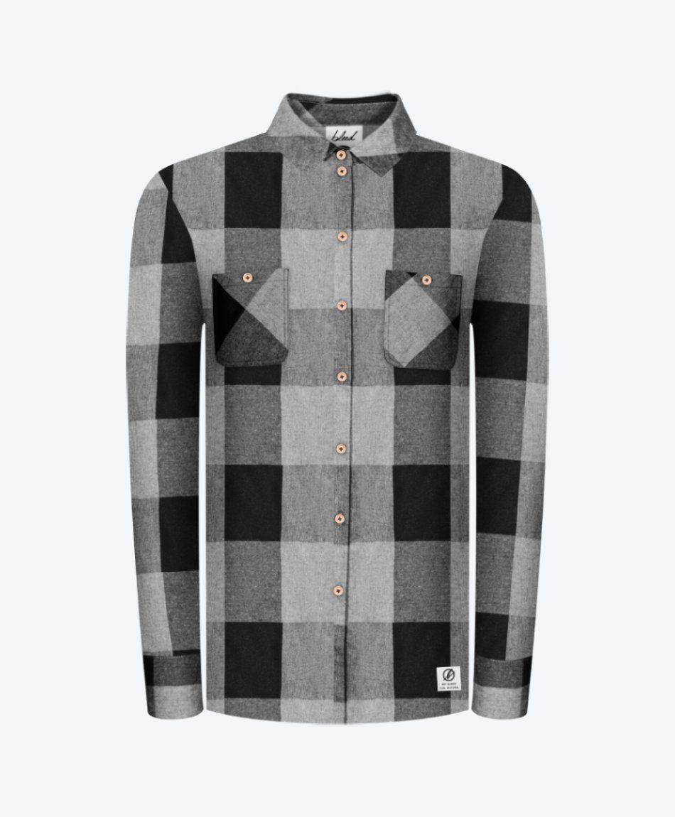 Lumberjacks Shirt Black