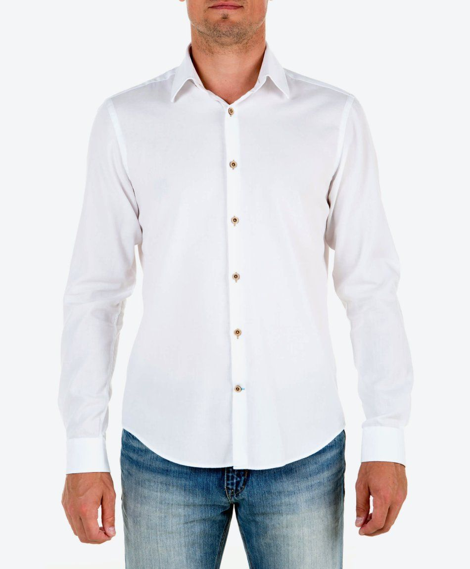 Shirt White Fun