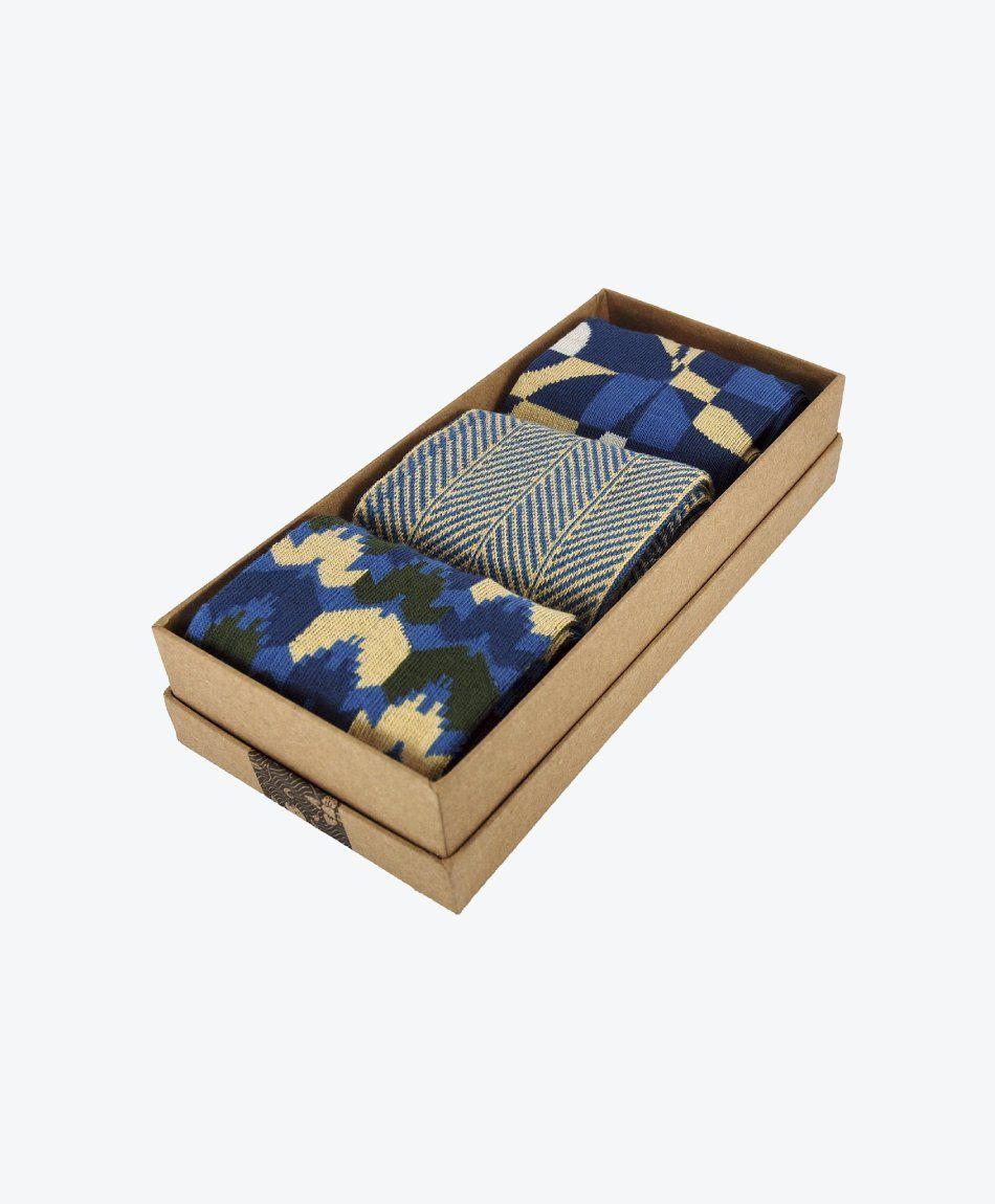 WINTER BLUE - MENS gift Box