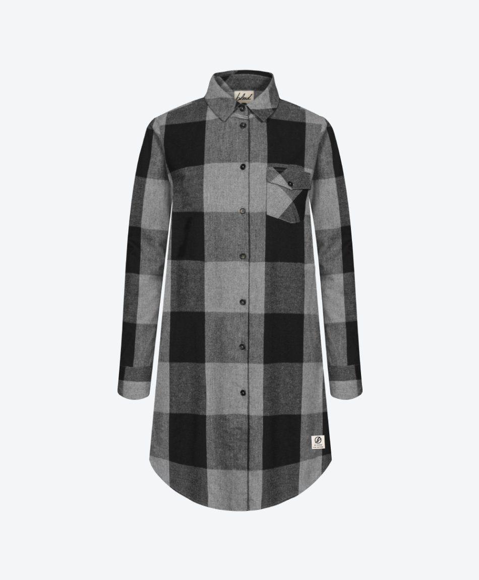 Lumberjacks Shirt Dress Ladies