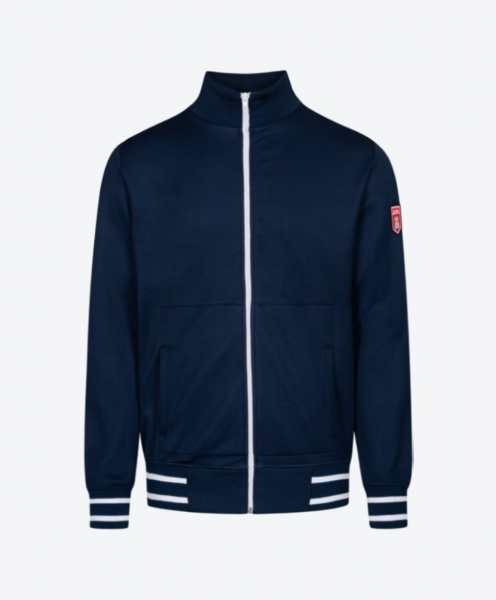 Sweat Trainer Back to the roots navy