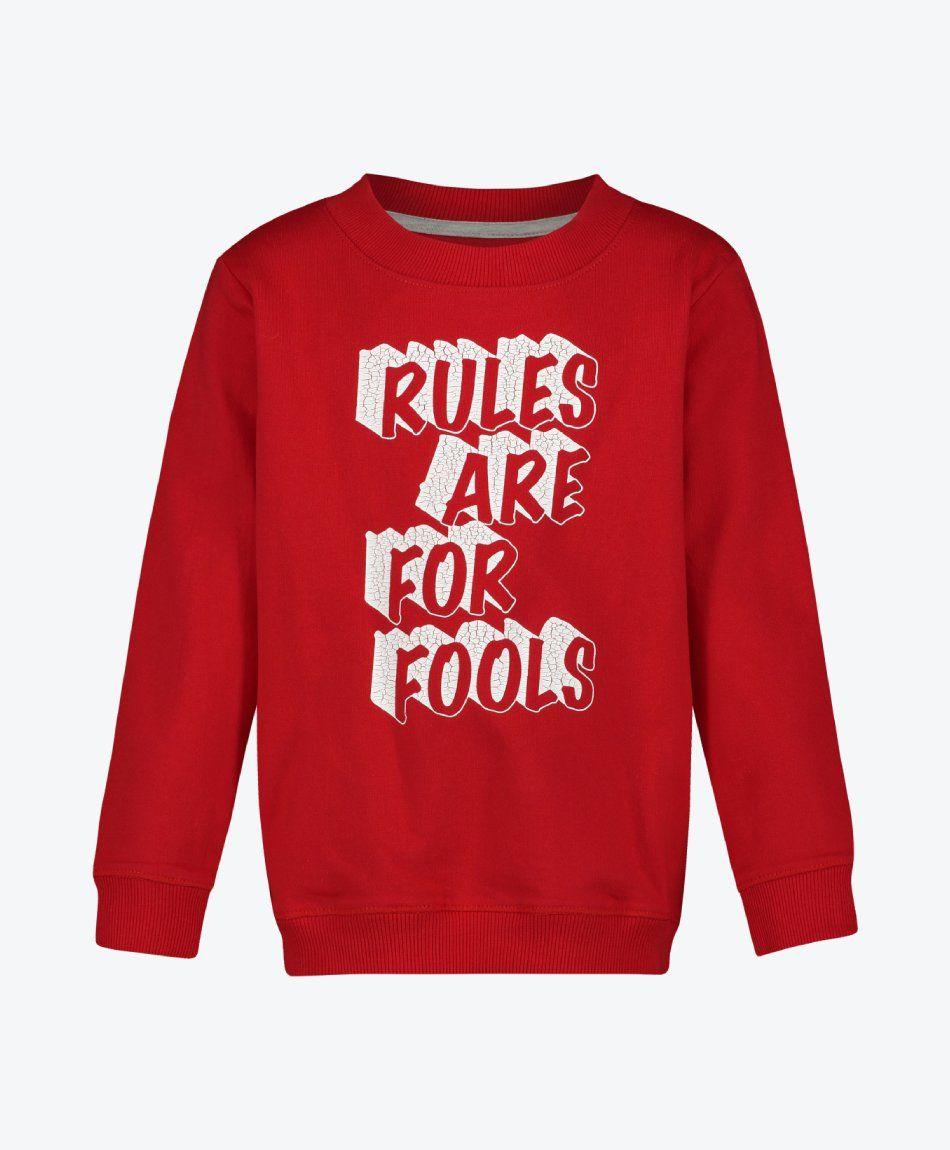 Sweater Boulder - Red