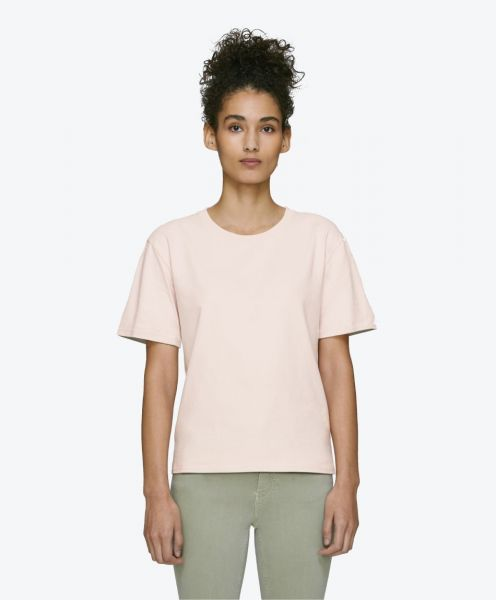 T-Shirt Fringes Candy Pink