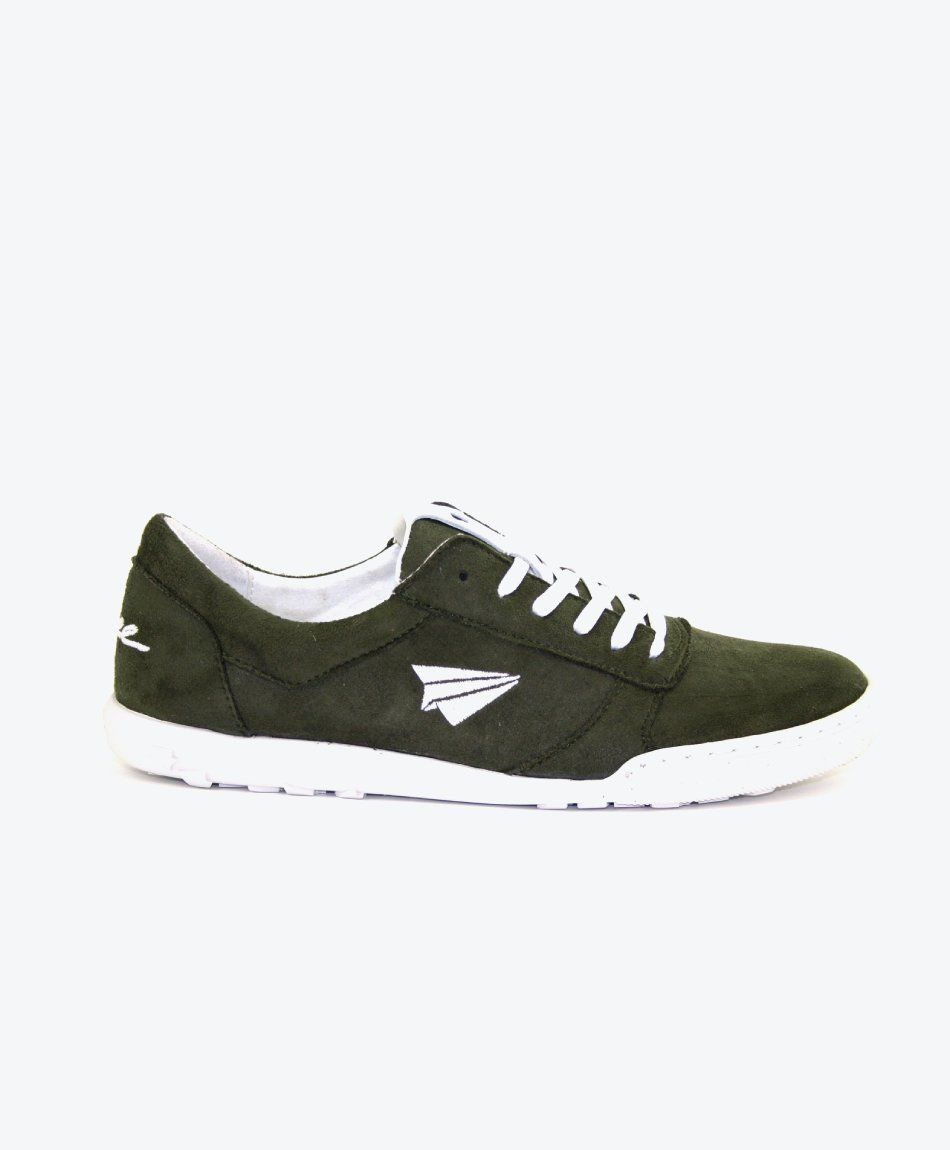 Sneaker Luna Low-Cut Khaki