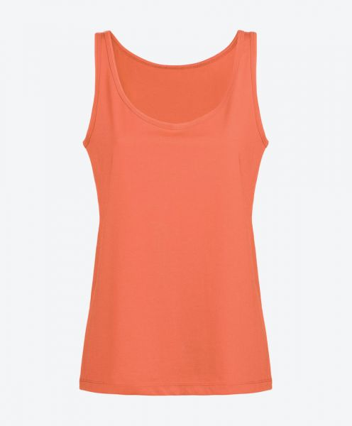 Tanktop Wishes Sun Coral (S)
