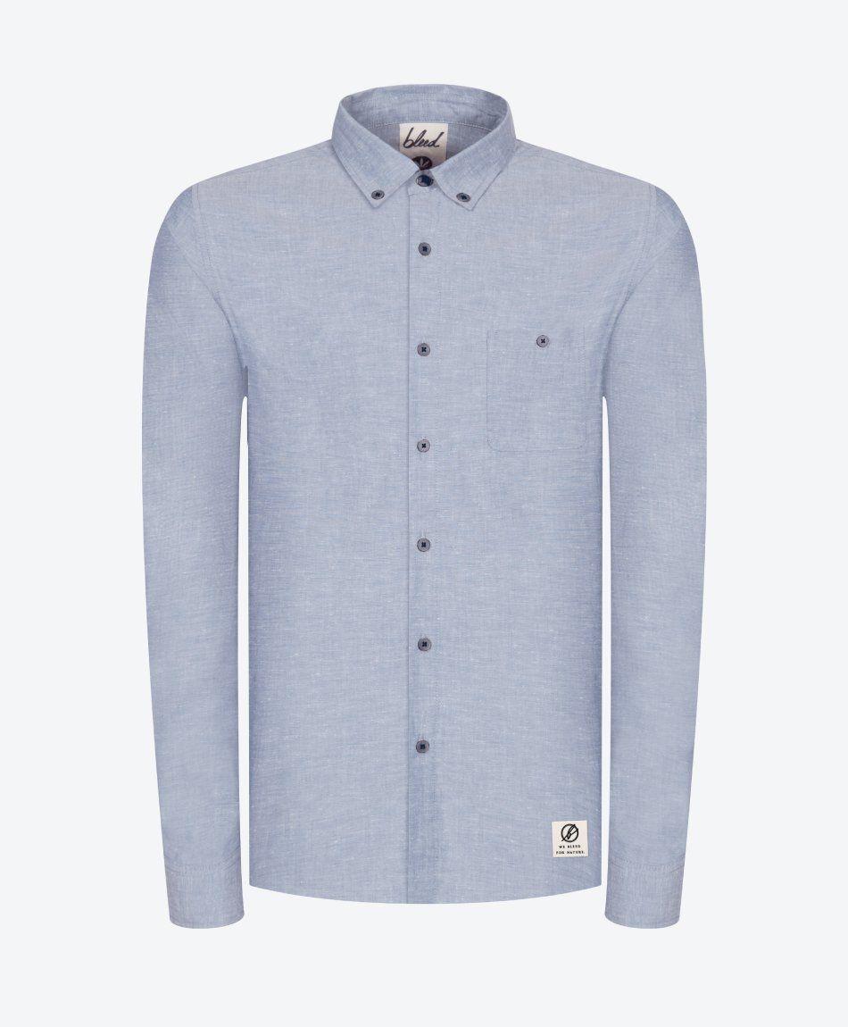 365 Oxford Shirt Blue