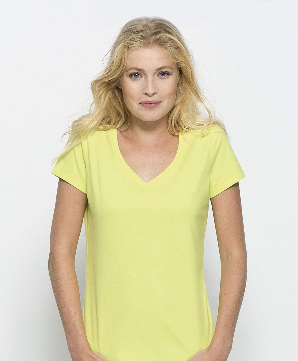 T-Shirt Chooses Sunny Lime (XL)
