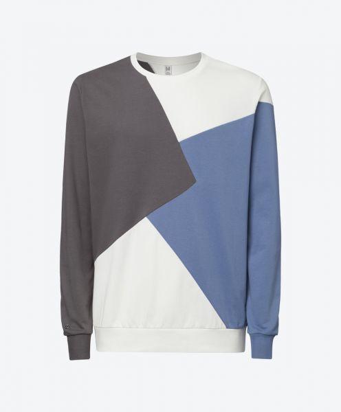 Sweater Overlap Man