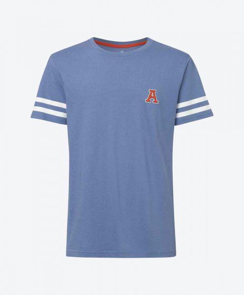 T-Shirt Ironblue