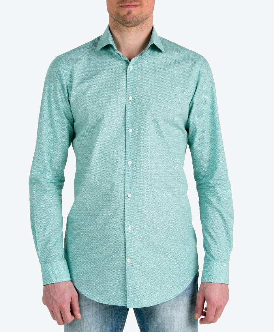 Shirt Serious Green
