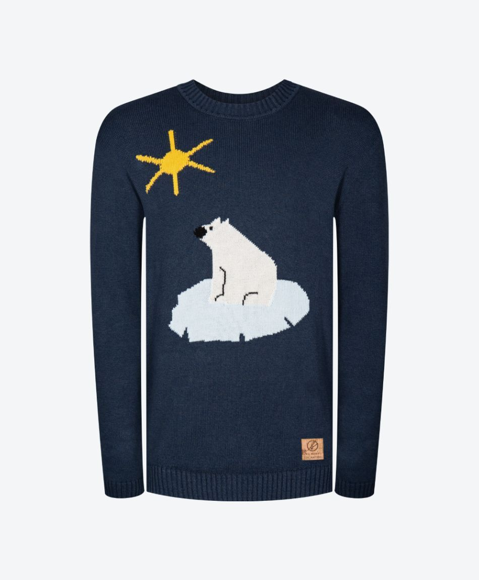 Better Climate Sweater Navy