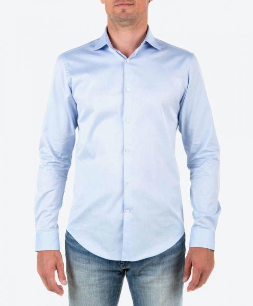 Shirt Serious Blue